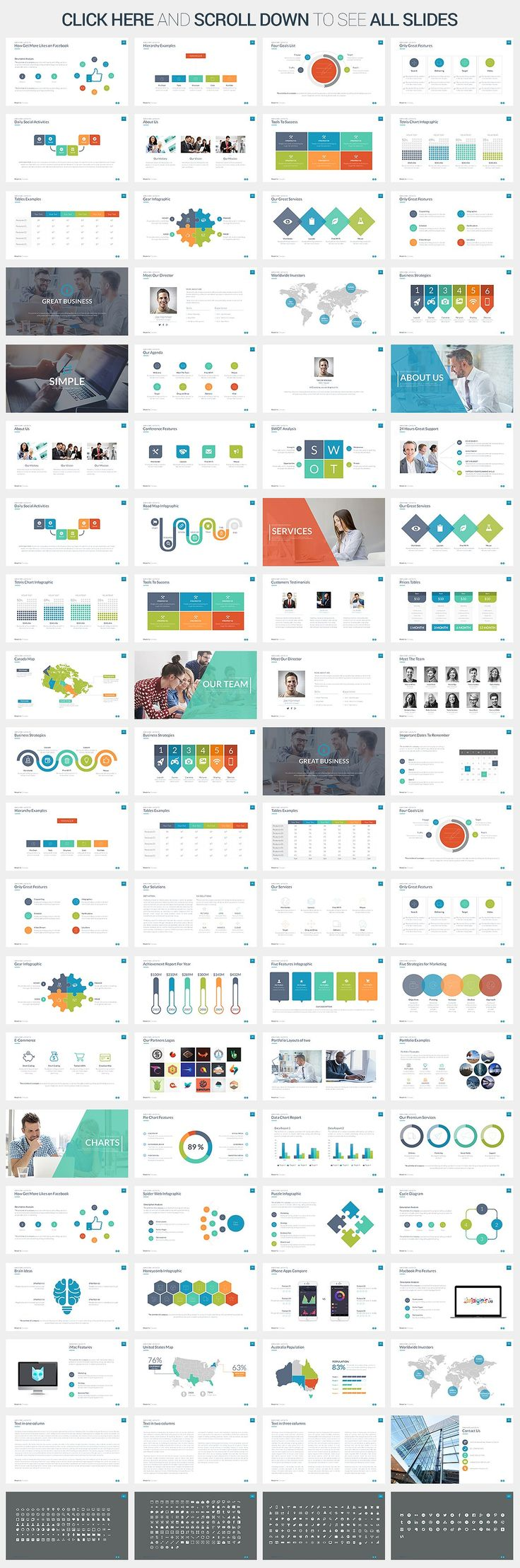 Simple Powerpoint Template by SlidePro
