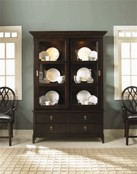 25+ Best Ideas About Modern China Cabinet On Pinterest