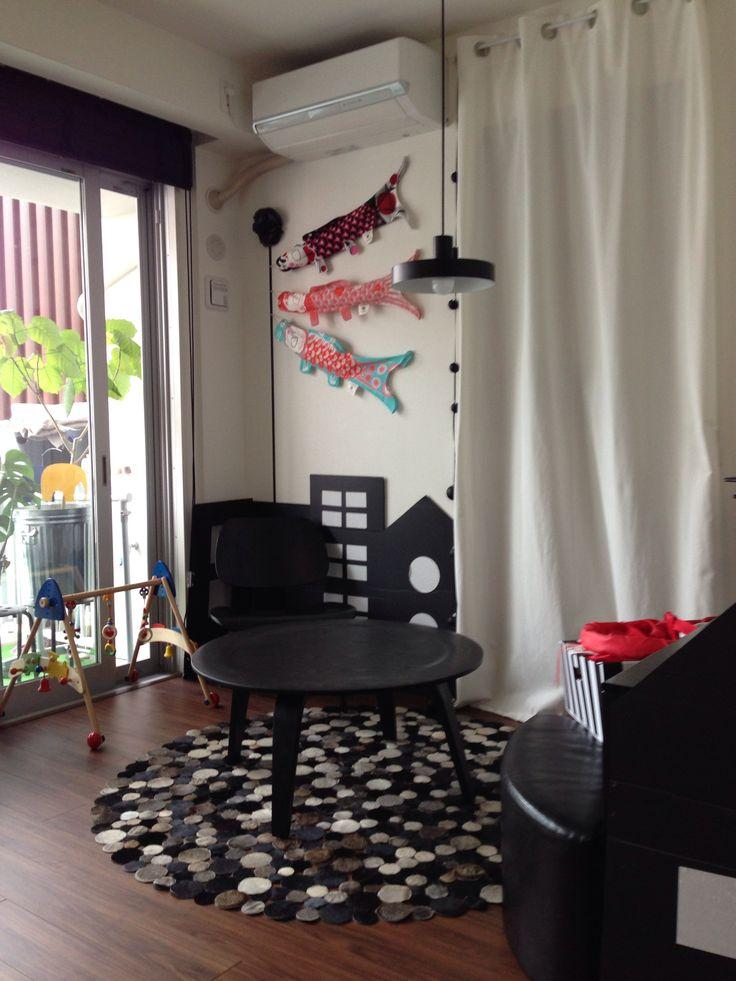 鯉のぼり koinobori kids room