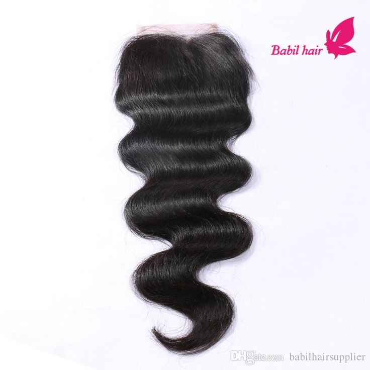 Virgin Brazilian Top Closure 7a Brazilian Body Wave Hair Free Middle 3 Way Part Cheap Closure