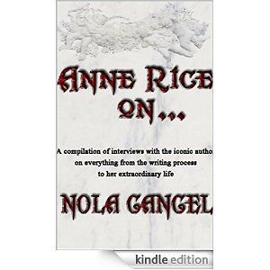112 best calling anne rice fans images on pinterest anne rice a compilation of interviews with fandeluxe Images