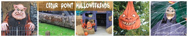 CedarPoint HalloWeekends - Great for Families! www.sistersshoppingonashoestring.com/halloweekends-cedar-point