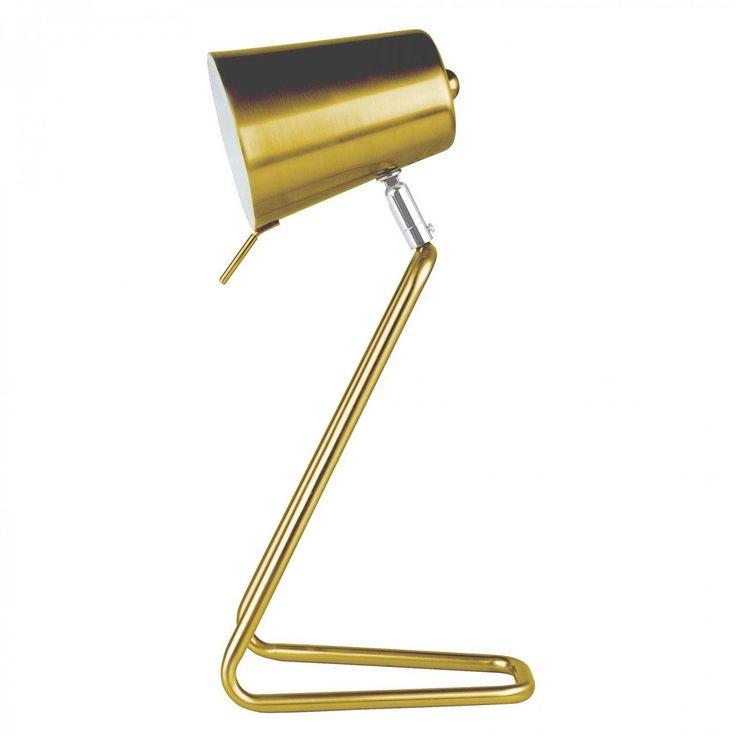 'Z' Table Lamp - Various Colours   Flux Boutique