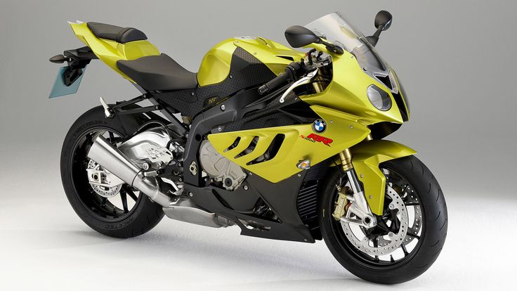 BMW 1000 RR racing bike in a different color, please..... like red or blue...... :)