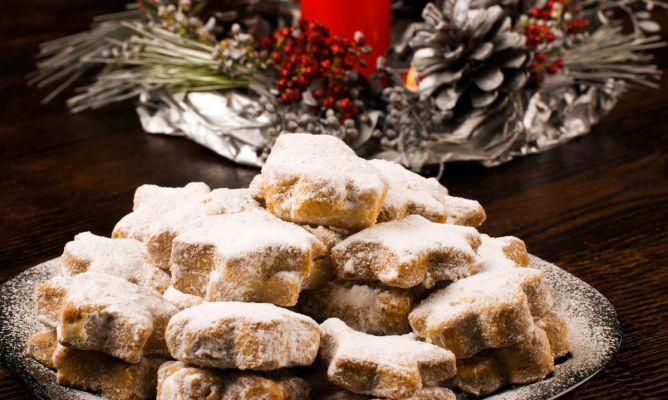 Receta de Nevaditos de Navidad