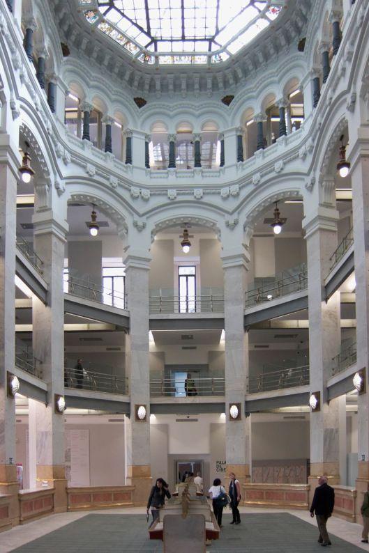 Palacio de Cibeles . Madrid