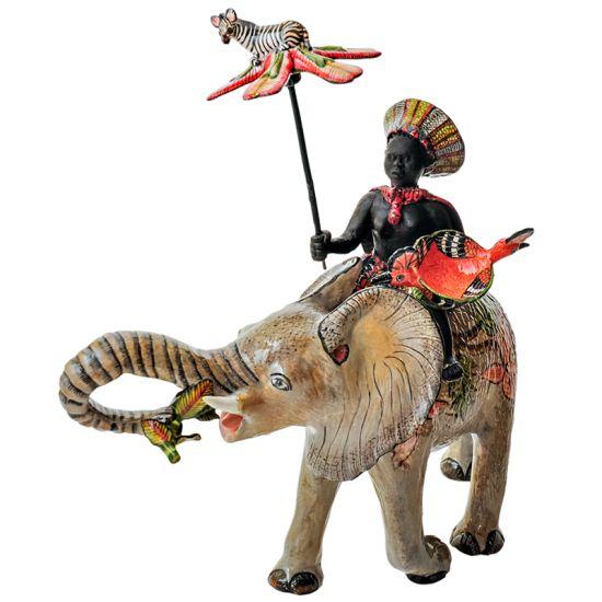 Ardmore Elephant Rider