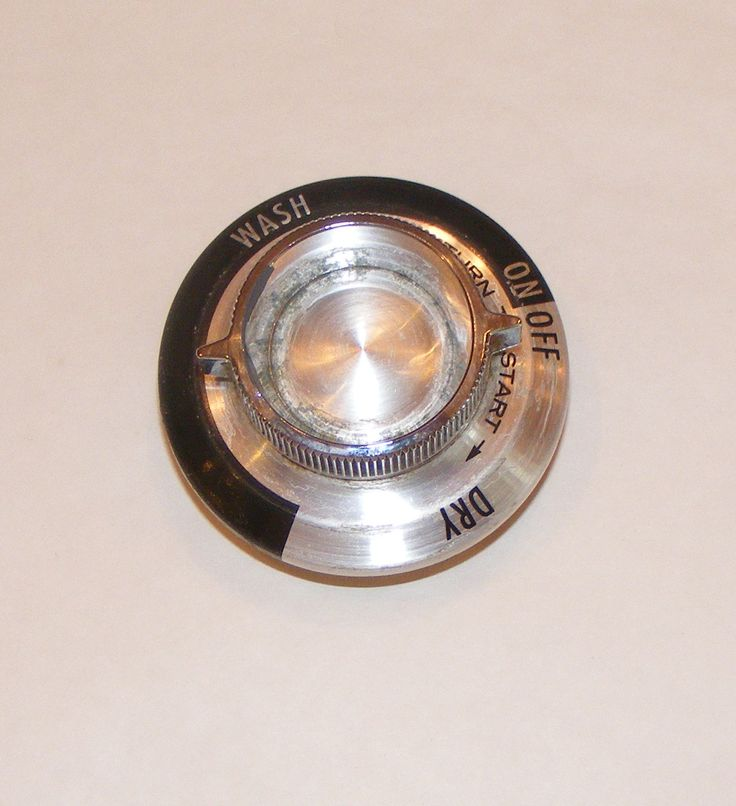 HDS300-02 Hotpoint Dishwasher Timer Knob