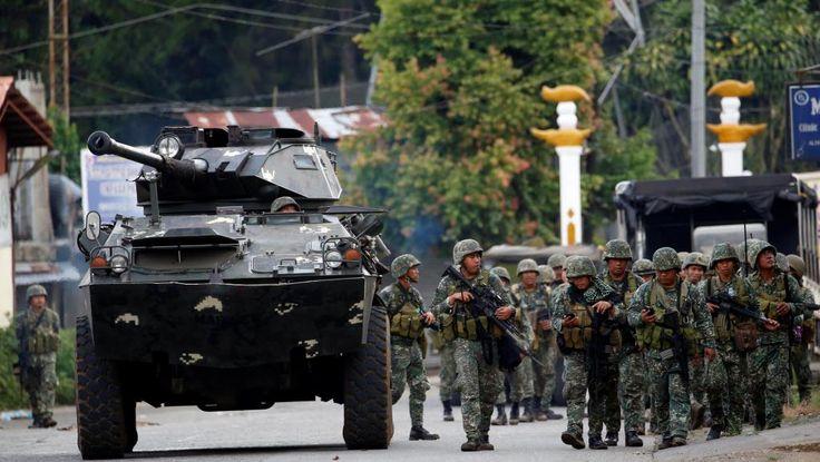 Islamistas matan a 19 civiles en Filipinas