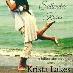AUDIOBOOK: Saltwater Kisses by Krista Lakes, narration by Alicia Harris