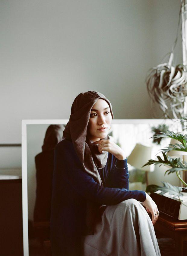 Hana Tajima. Photo: Uniqlo (Discussed in episode 103 of the Pop Fashion podcast)