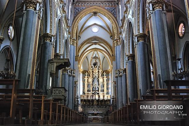 San Domenico Maggiore, via Flickr.