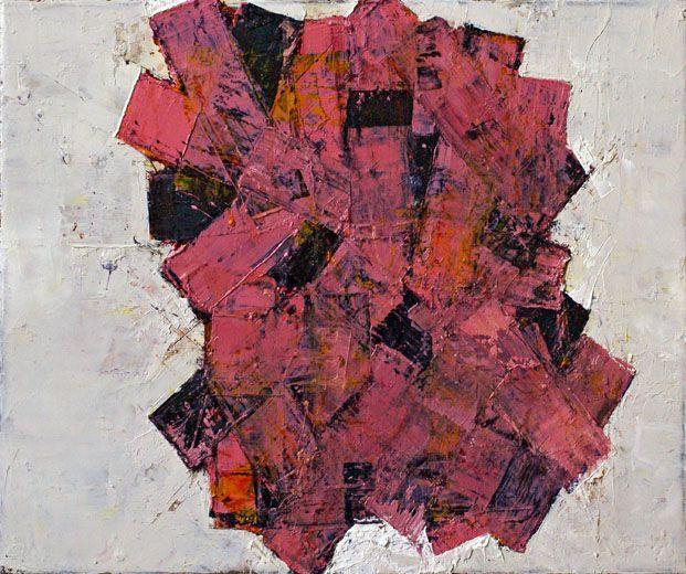 Kresten Havgaard `Traditore´ Oil on Canvas.