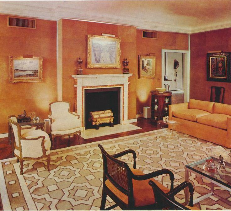 The Peak of Chic®: Revisiting David Hicks Carpet