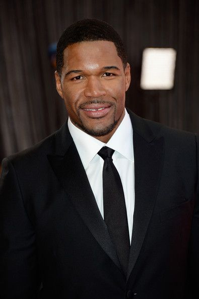 Michael Strahan - 2013 Academy Awards