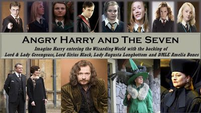 Angry Harry and The Seven by Sinyk https://www.fanfiction ...  Angry Harry and...