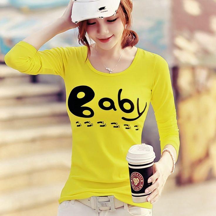 Amazon | ( マゴット ) Maggot レディース ストレッチ Tシャツ トップス 美ライン 長袖 選べる 6カラー 4サイズ (09 レモンイエロー S サイズ ) | Tシャツ・カットソー 通販