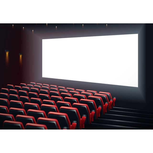 Movie Cinema Premiere Poster Design With White Screen Vector Ba Cinema Clipart Movie Cinema Png And Vector With Transparent Background For Free Download Poster Design Cinema Flyer And Poster Design