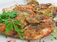 Tabaka Recipe (Georgian chicken under a brick) | Georgia | Whats4Eats