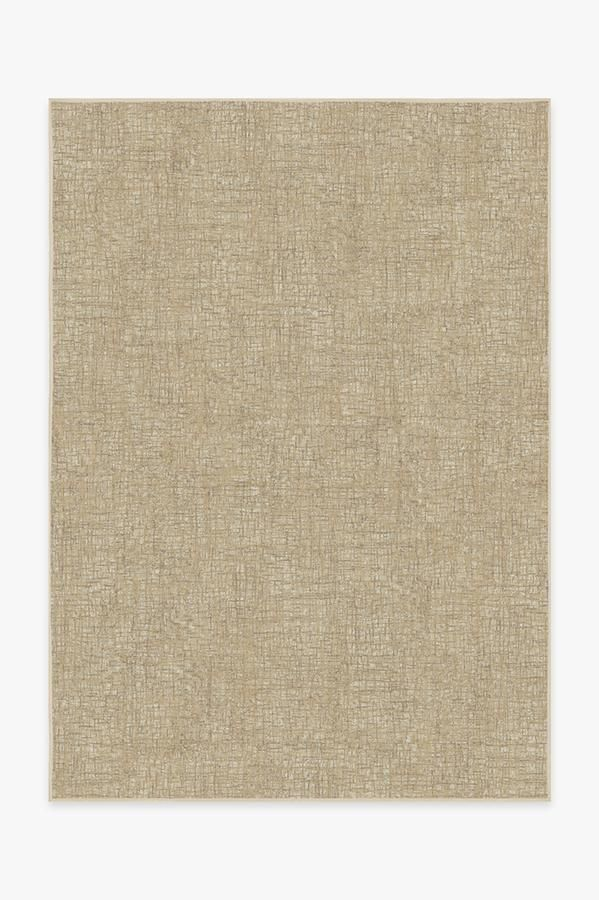 Crosshatch Natural Rug Natural Rug Washable Area Rugs Rugs