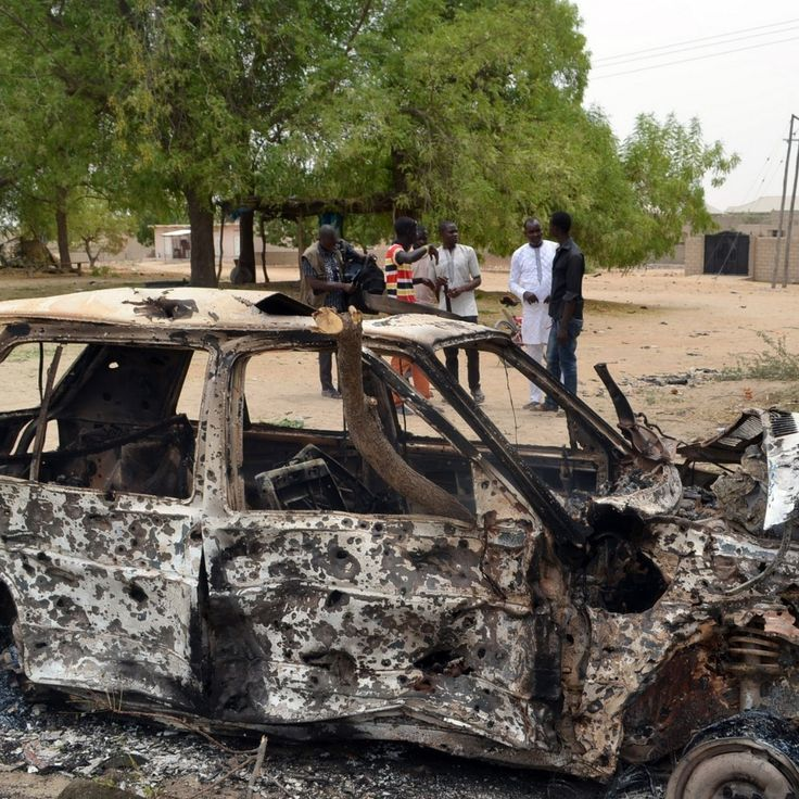 Boko Haram, the terrorist group that wants Sharia law in northern Nigeria, has murdered thousands and drawn global condemnation for kidnapping 300 schoolgirls to sell into slavery. This board explores Boko Haram's beliefs and aspirations.