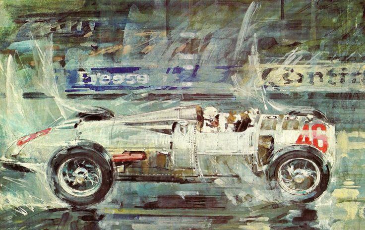 Auto Union Racing Car 1930