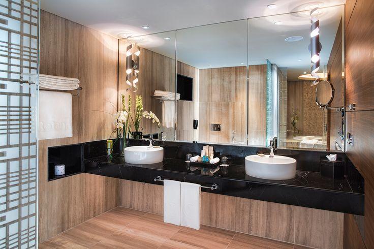 ART Rotana Classic Suite Bathroom