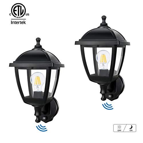 Fudesy 2 Pack Outdoor Wall Lights With, Outdoor Electrical Lighting Fixtures