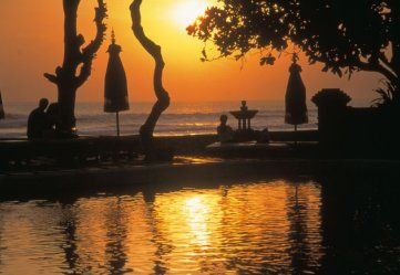 enjoy the serenity, hospitality and tropical beauty at same time and same place in Seminyak  Bali.