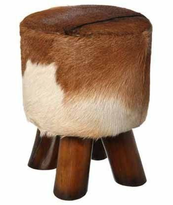 Hunt Lodge Rustic Goat Hide Stool by Belle Maison, http://www.amazon.co.uk/dp/B00GTL44F6/ref=cm_sw_r_pi_dp_J-1Ksb138BN8A