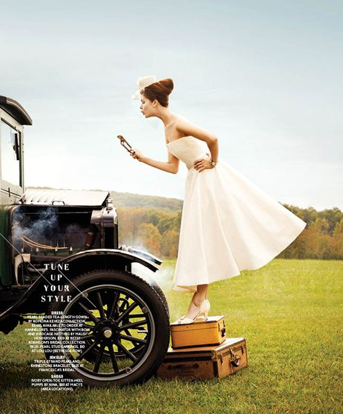 A Look Inside the New Issue of Washingtonian Bride & Groom (Photos) | Wedding Dresses | Washingtonian