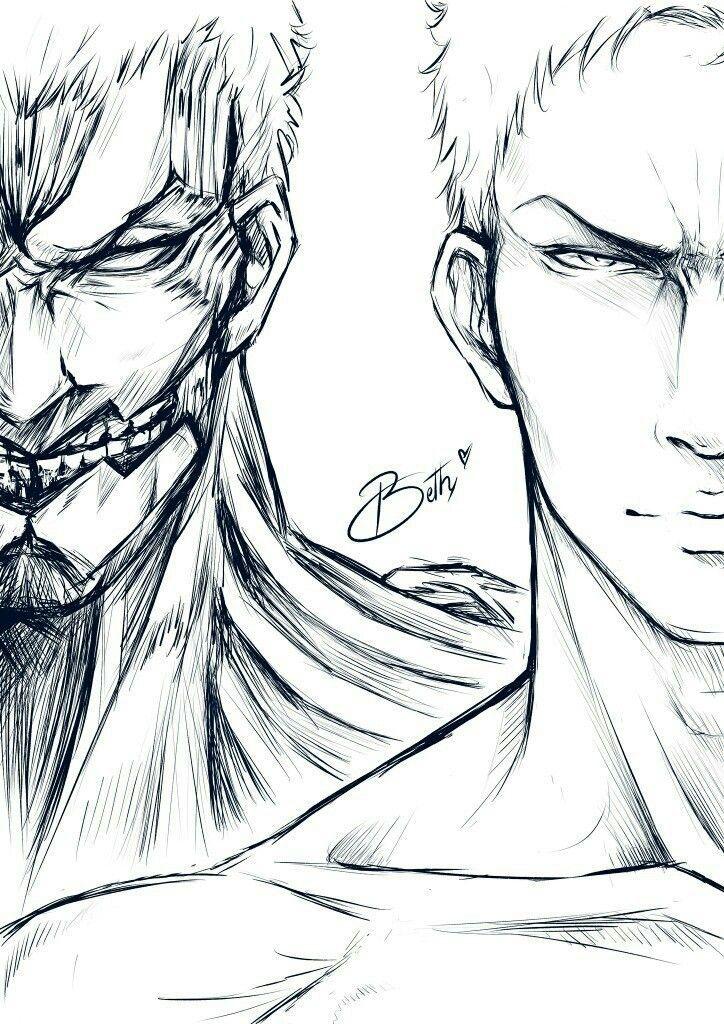 Reiner Shingeki No Kyojin Attack On Titan Snk Marley