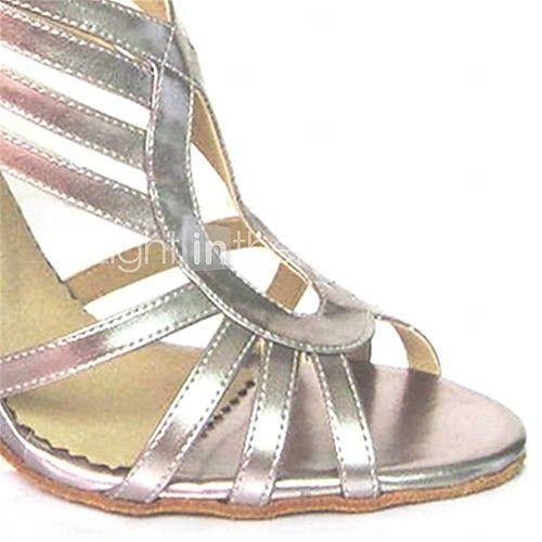 De Latijnse vrouwen sandalen naaldhak rits dansschoenen (meer kleuren)   LightInTheBox
