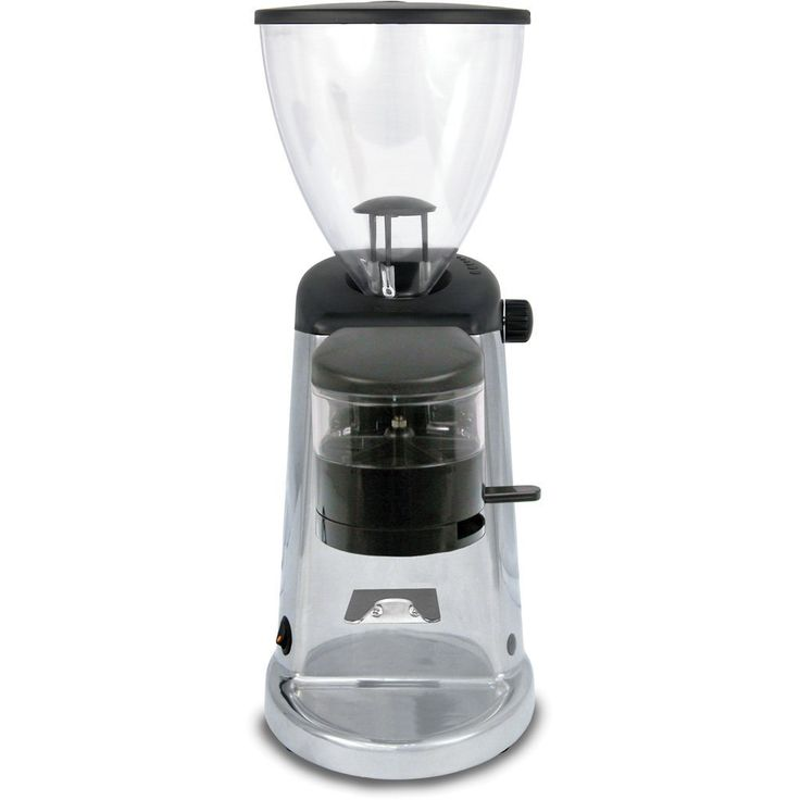 Doserless Electric Flat Burr Coffee Grinder Finish: Polished Aluminum * You can get more details by clicking on the image.