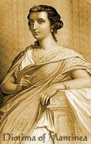 why is diotima a woman In academia, an art historian, on being stirred to tears by the tenderness and serenity he detects in a work by a fourteenth-century florentine painter halperin's final essay, why is diotima a woman, has inspired the title of my article.