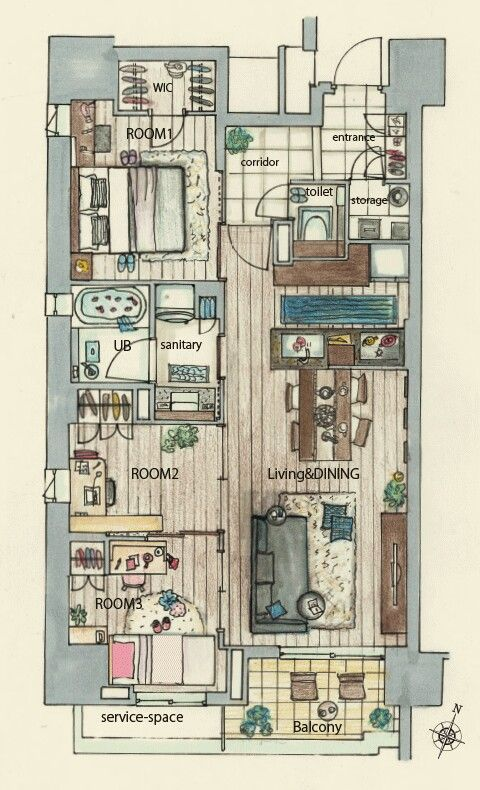 281 best images about floorplan frenzy on pinterest for Ideal house plan