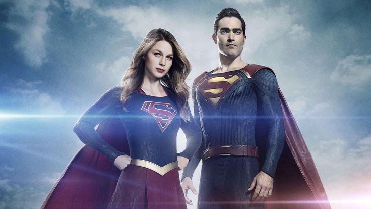 Supergirl Superman hd wallpapers