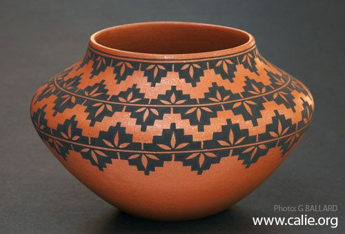Native American Pottery - Lessons - TES