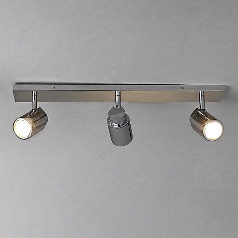 Buy ASTRO Como 3 Bathroom Spotlight Ceiling Bar Online at johnlewis.com