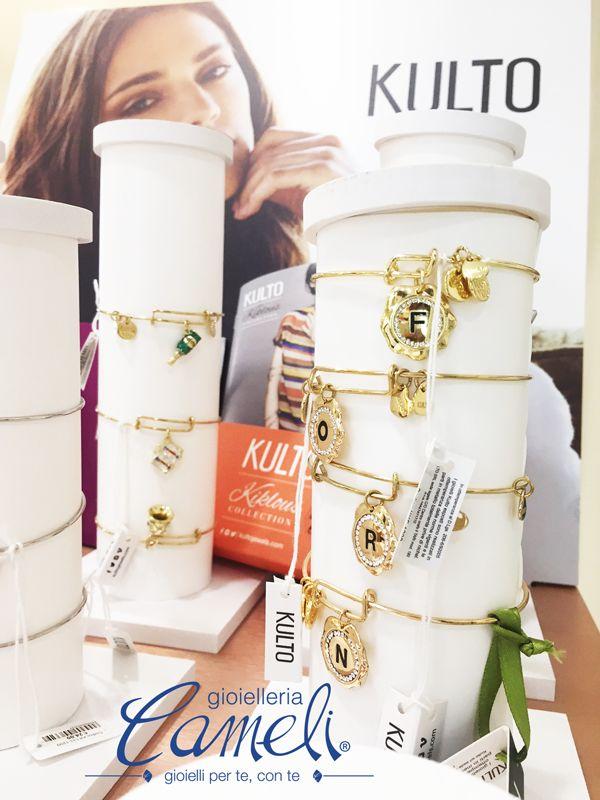 Avete mai ammirato il nostro corner Kulto in gioielleria?  Da oggi lo abbiamo rinnovato inserendo nuovi articoli che calcano l'evoluzione delle tendenze giovanili, con gioielli in policarbonato che stanno piacendo tanto ai nostri affezionati clienti Vieni a provarli tutti!  #Cameli #Kulto #cool #MonteUrano #gioielli #bracciali