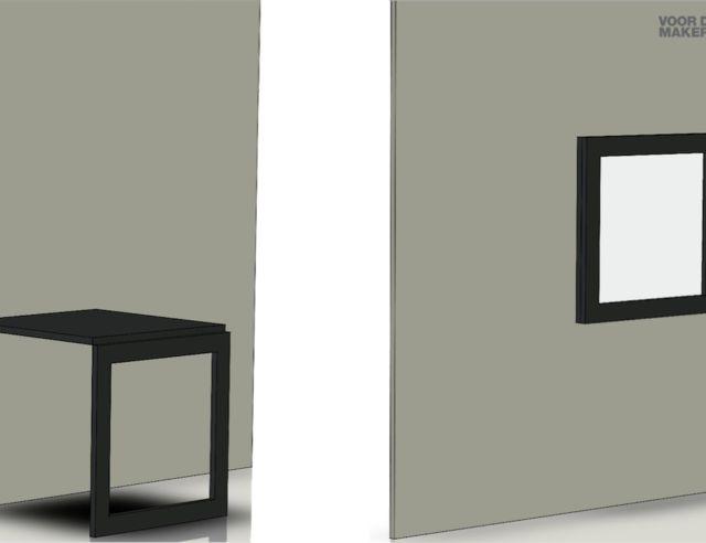 Een opklapbare (spiegel)tafel maken? Stap voor stap uitgelegd ✓ Vakkundig klusadvies & doe-het-zelf tips ✓ Stel een vraag of deel jouw klus