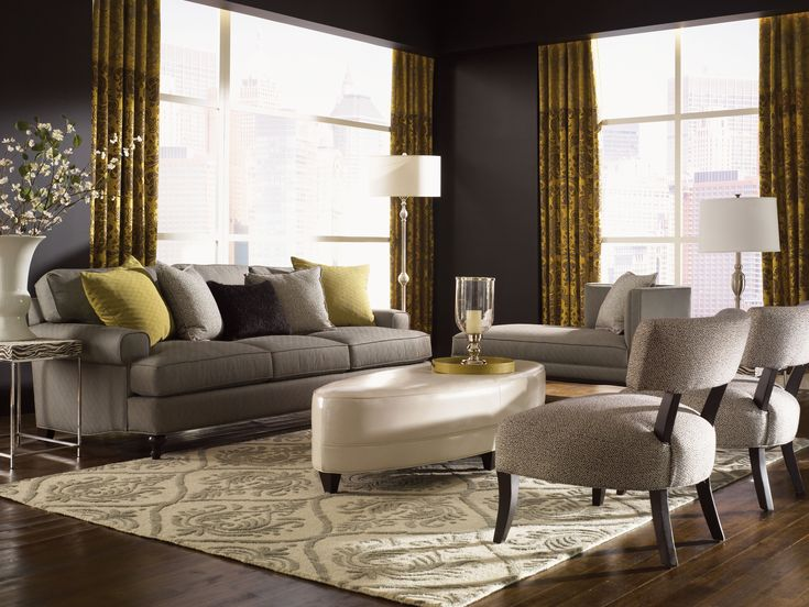 Accent Chairs Ottomans Sofa FurnitureLiving Room
