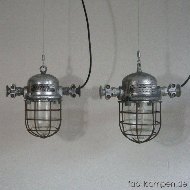 Lampen   Lampen, Industrielampen, Bar einrichtung