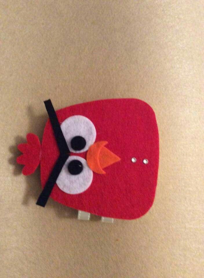 Gufo angry birds