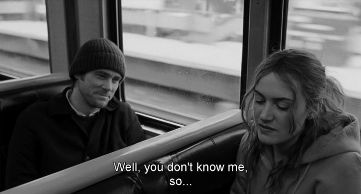 Eternal Sunshine of the Spotless Mind,