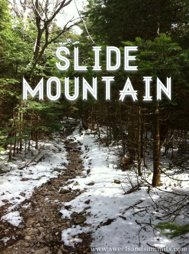 catskill hikes--slide mountain