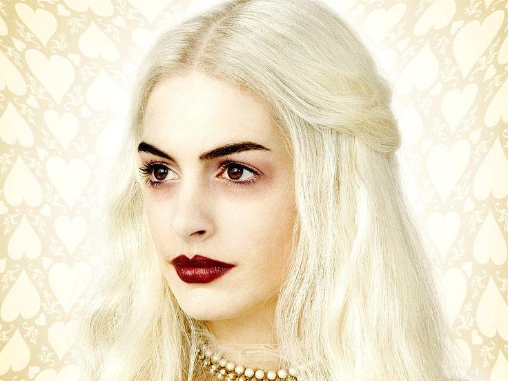 Алиса в Стране Чудес Белая Королева - Энн Хэтэуэй