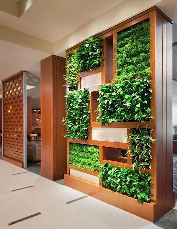 Mengagumkan 23 Model Taman Vertikal Minimalis Sederhana di Rumah