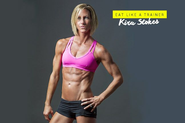 Eat Like a Trainer: Kira Stokes - Get inspired by the healthy meals a celebrity trainer eats throughout the day.