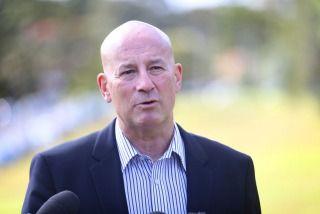 ALP leader John Robertson defends Martin Place gunman's letter